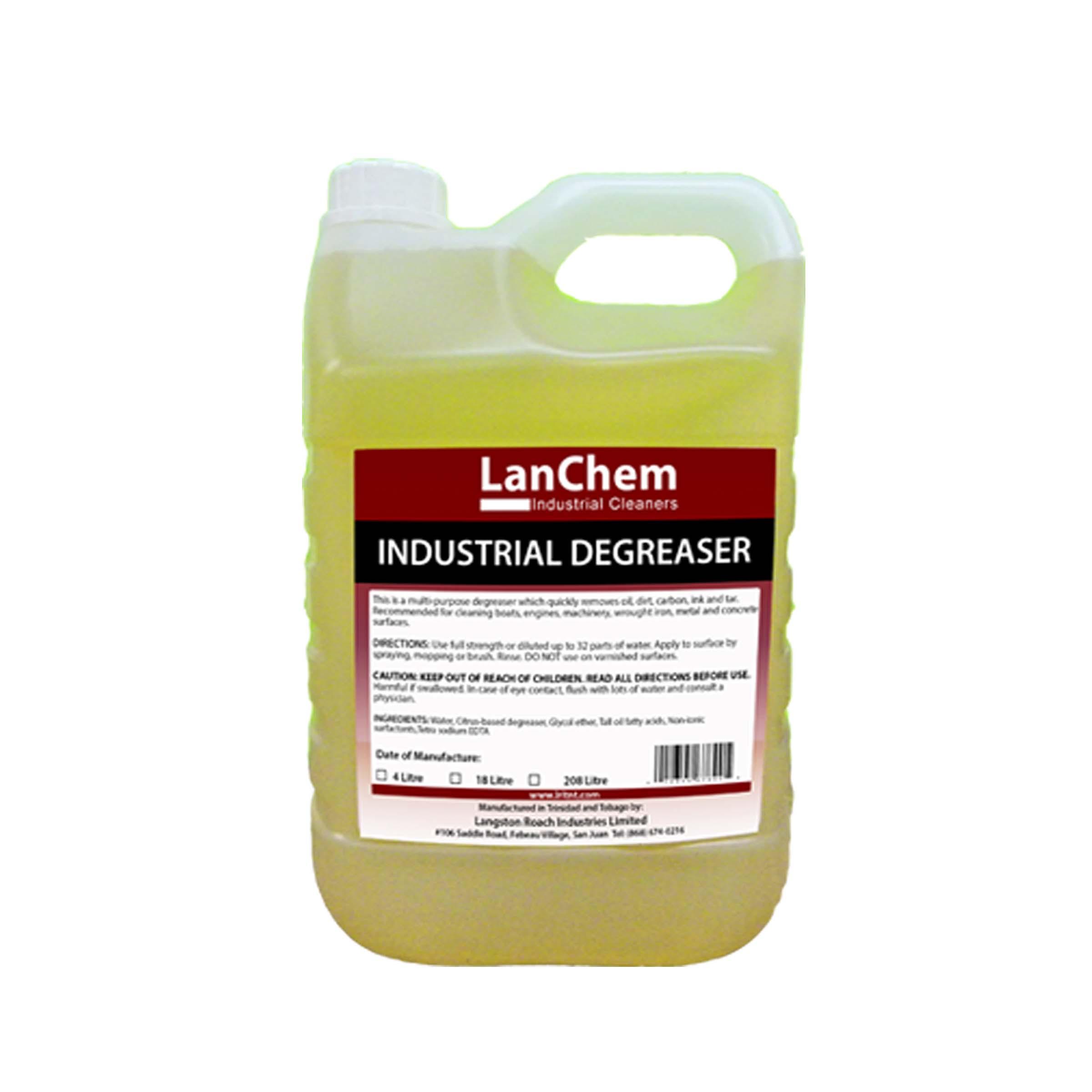 Bathroom, Tub & Tile Cleaner – Langston Roach Industries Limited