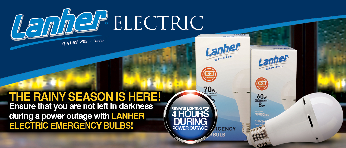 Don't Be Left in the Dark! Lanher Electric